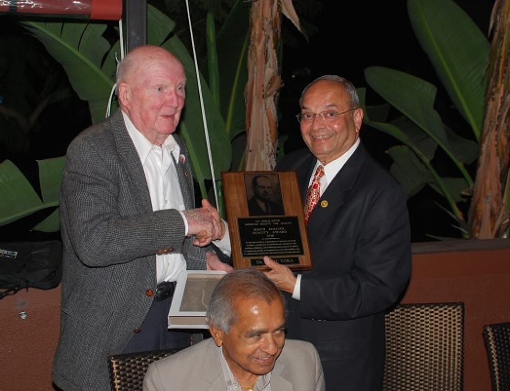 2016 Si Collier Award Presentation